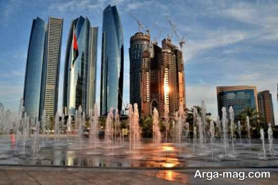 برج های ابوظبی