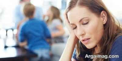 نشانه هایی از افسردگی خفیف