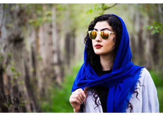 مریم مومن در کنسرت رضا صادقی