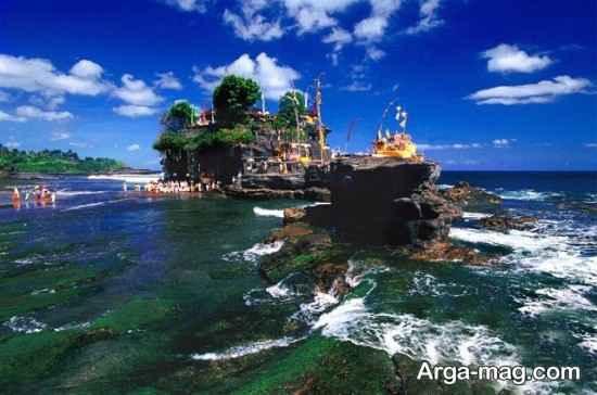 جزیره شناخته شده بالی