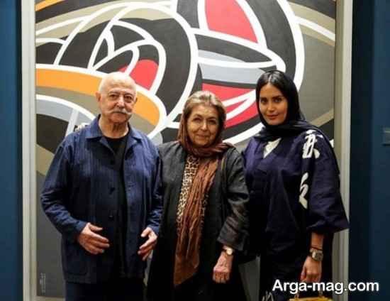 مانتوی ژاپنی الناز شاکردوست در حراج تهران