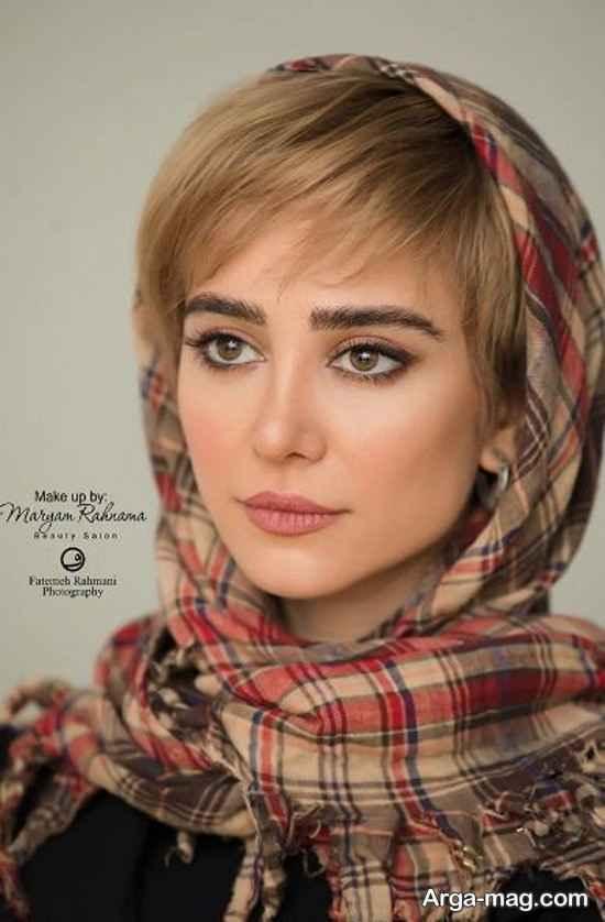 میکاپ جدید الناز حبیبی