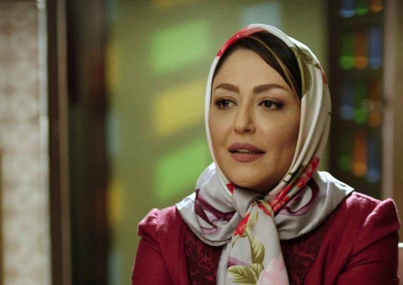 """شقایق فراهانی در جشنواره اختتامیه فیلم """"تورز"""""""