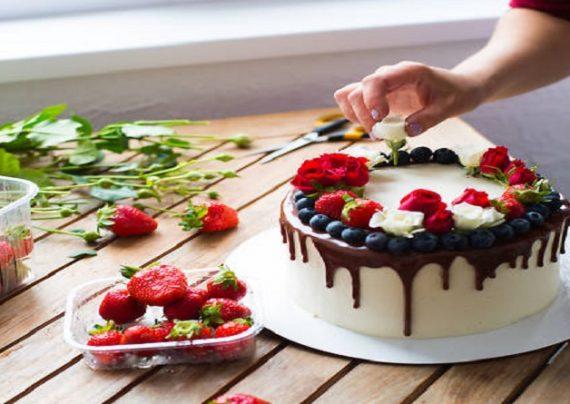 نکات مهم برای پخت کیک و شیرینی خوشمزه