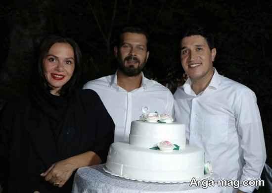 جشن تولد همسر مجری کودک شو