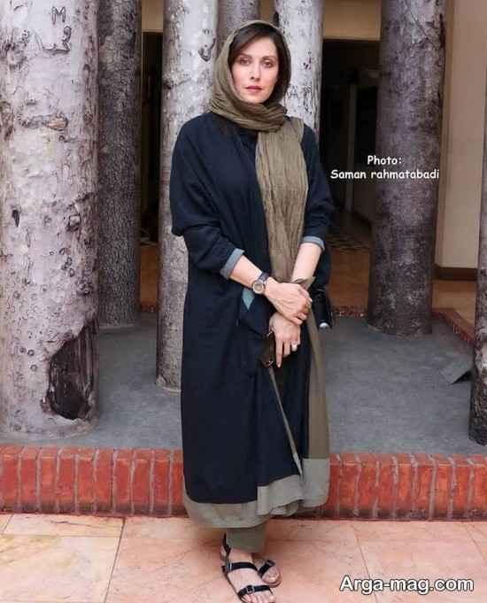 """مهتاب کرامتی در مراسم اکران مستند """"میدان جوانان سابق"""""""