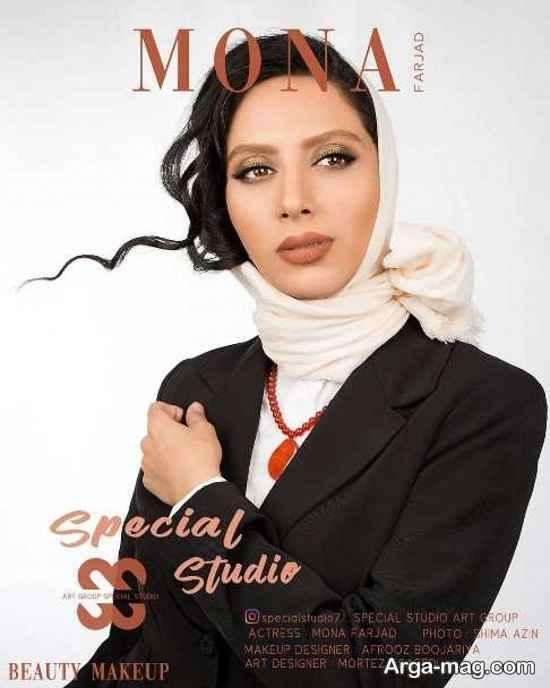عکس های مدلینگ خواهران فرجاد