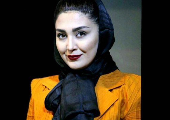 علاقه مریم معصومی به موتور سواری در تهران