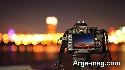 عکاسی در شب