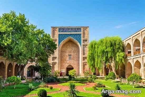 ویزای ازبکستان برای مهاجران