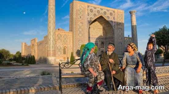 ویزای گردشگری ازبکستان