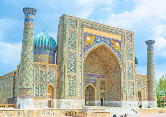 نحوه دریافت ویزای ازبکستان