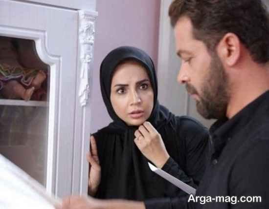 """شبنم قلی خانی در مجموعه """"بیگانه ای با من است"""""""