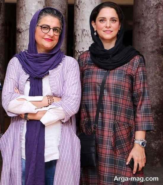 """غزل شاکری در مراسم اکران فیلم مستند""""میدان جوانان سابق"""""""