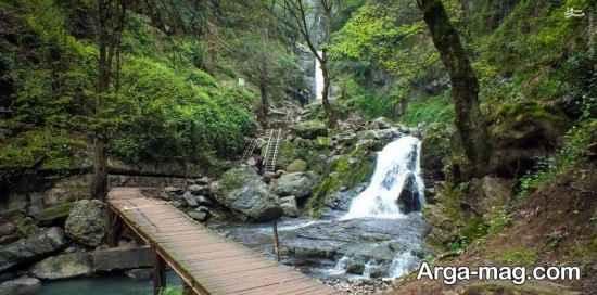آبشار معروف شیرآباد