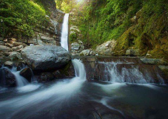 آبشار شیرآباد برای گردشگران