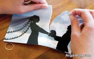 مشکلات طلاق در مردان