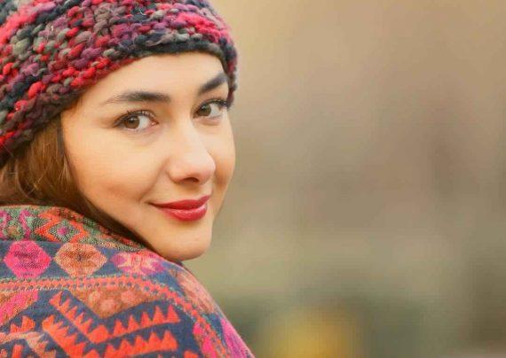 هانیه توسلی در جشنواره اختتامیه فیلم تورز