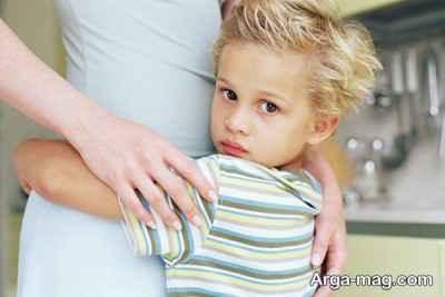 درمان کودک ترسو