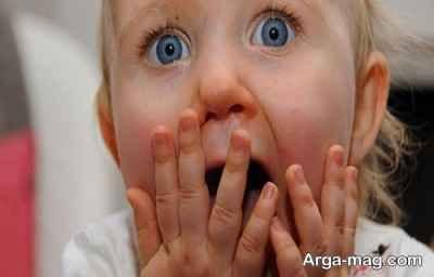مقابله با ترس کودک