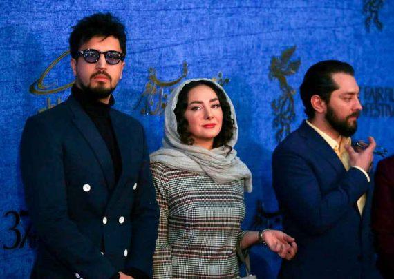 اکران مردمی فیلم ایده اصلی با حضور هانیه توسلی