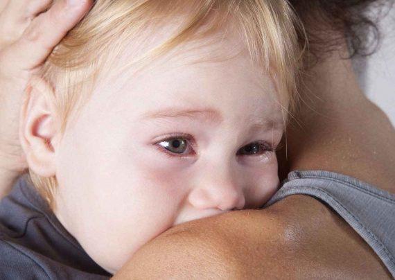 برخورد با کودک ترسو