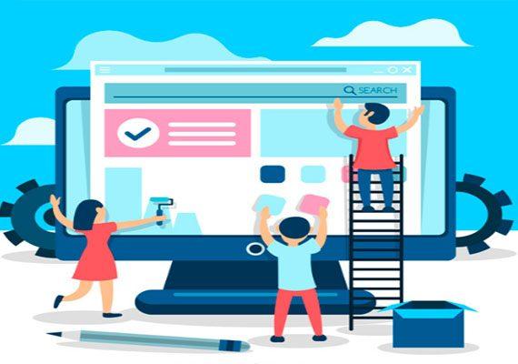 آموزش ایجاد یک سایت حرفهای