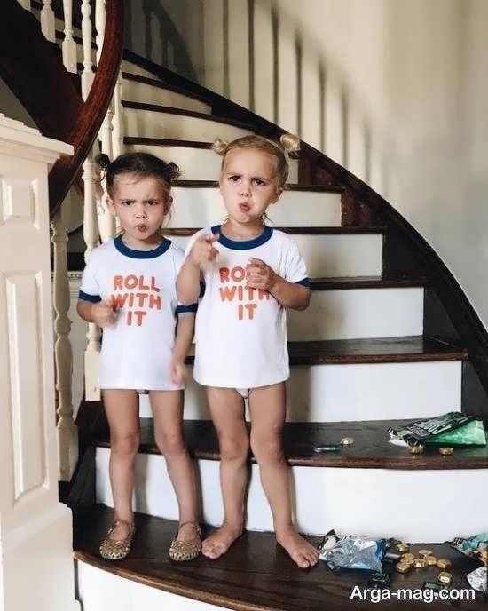 گالری فیگور عکس کودک در منزل برای عکاسی زیبا