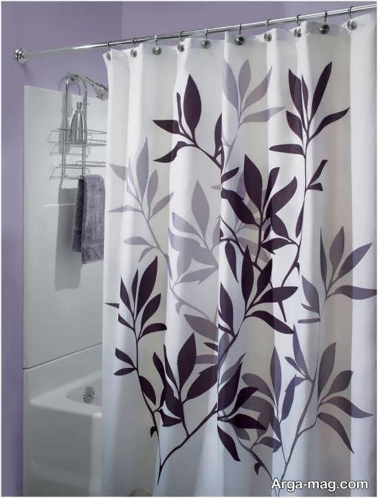 گالری مدل های شیک و مدرن پرده حمام با تنوع بسیار