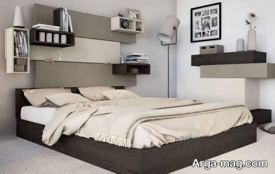 انواع دکوراسیون اتاق خواب شیک و نفیس برای زیباسازی منزل