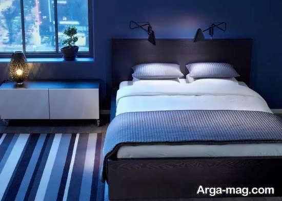 انواع نمونه های دیزاین و چیدمان اتاق خواب برای داشتن خواب آرام