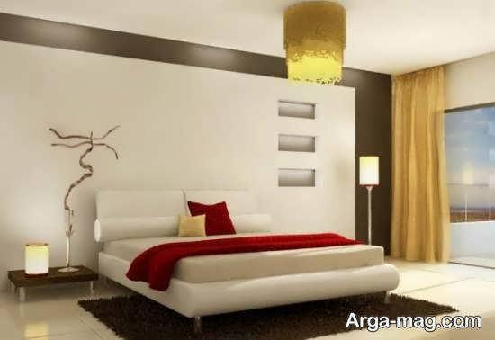 انواع ایده های دیزاین اتاق خواب زیبا و شیک برای سلیقه های متفاوت