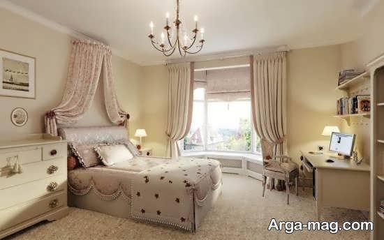 جدیدترین و مدرن ترین نمونه های زیباسازی اتاق خواب متنوع