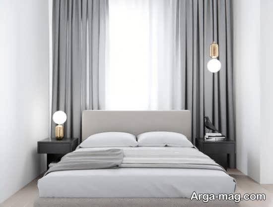 انواع دیزاین اتاق های خواب برای داشتن آرامش بیشتر و خواب راحت