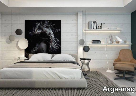 انواع دیزاین اتاق خواب زیبا و شیک برای تمام سنین