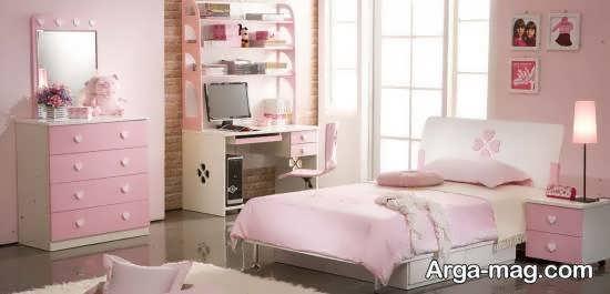 انواع نمونه های چیدمان اتاق خواب به روش های زیبا و جدید
