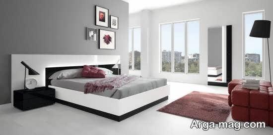انواع جالب و جدید دکوراسیون اتاق خواب شیک و مدرن برای تمامی سلیقه ها