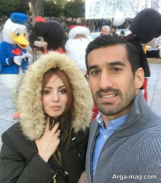 زندگینامه احسان حاج صفی به همراه عکس های خانوادگی وی