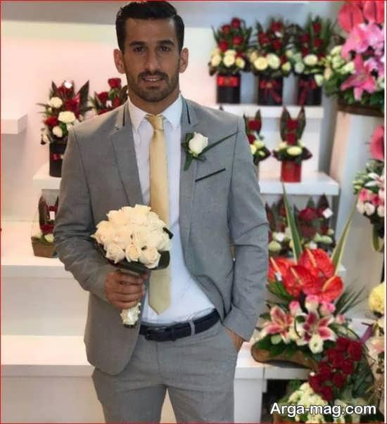 تصاویر شخصی احسان حاج صفی به همراه بیوگرافی وی