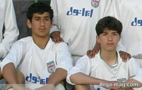 بیوگرافی و عکس های احسان حاج صفی