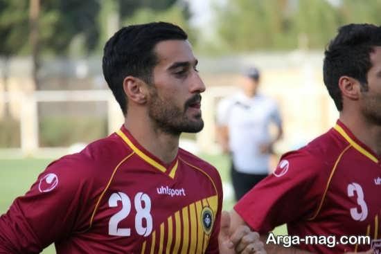 بیوگرافی و عکس های جذاب احسان حاج صفی