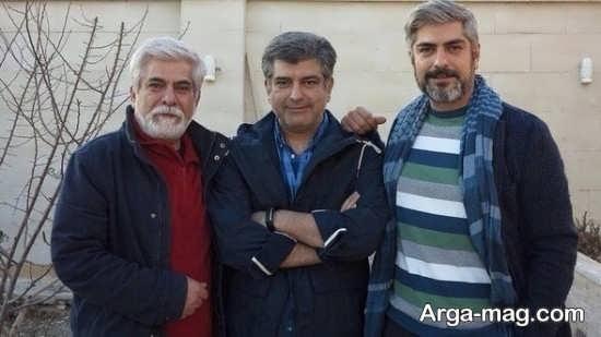 بیوگرافی و عکس های دیدنی حسین پاکدل