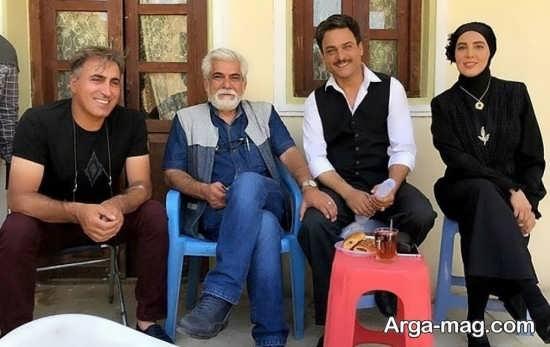 بیوگرافی و عکس های تماشایی حسین پاکدل