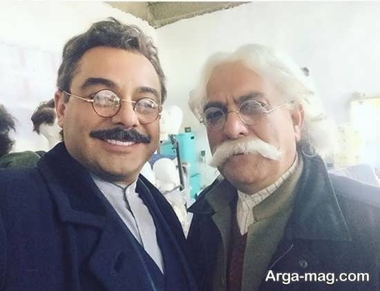 عکس های دیدنی حسین پاکدل و بیوگرافی وی