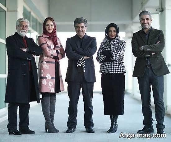 عکس های خانوادگی حسین پاکدل و بیوگرافی وی