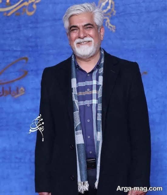 متفاوت ترین عکس های حسین پاکدل به همراه زندگینامه وی