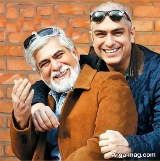 گالری عکس های حسین پاکدل به همراه زندگینامه وی