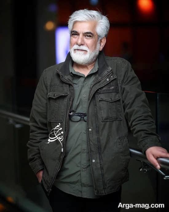 بیوگرافی و تصاویر خاص حسین پاکدل