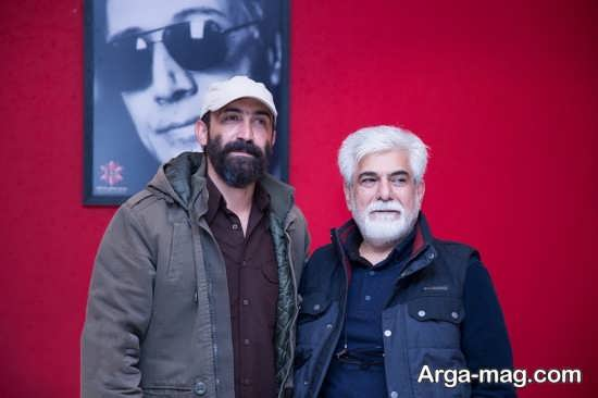 بیوگرافی و عکس های حسین پاکدل