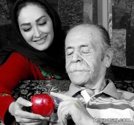 بیوگرافی شیک و خاص محمد علی کشاورز